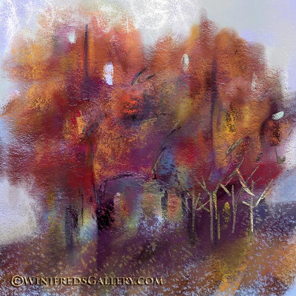 Gradient tree red (1)
