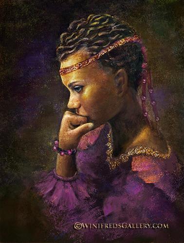 WW Haitian Girl