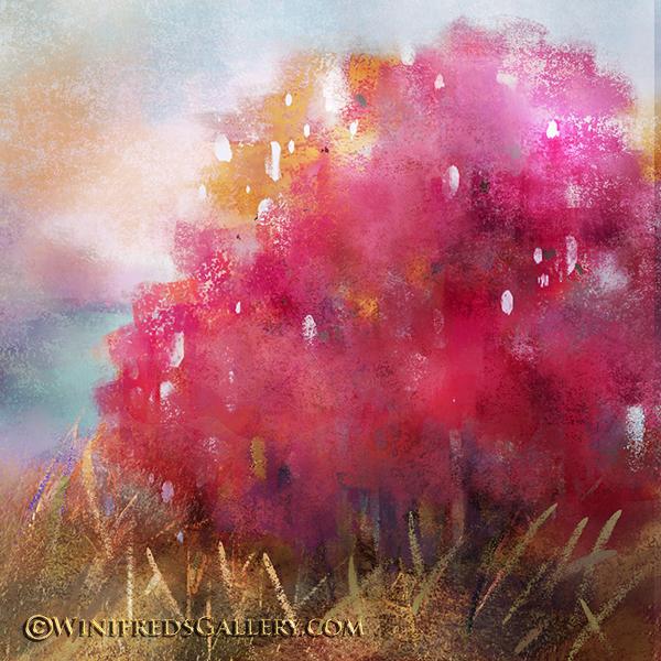 WW Red Tree