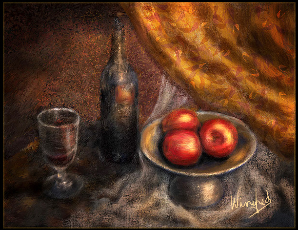 Winifred Whitfield Still life
