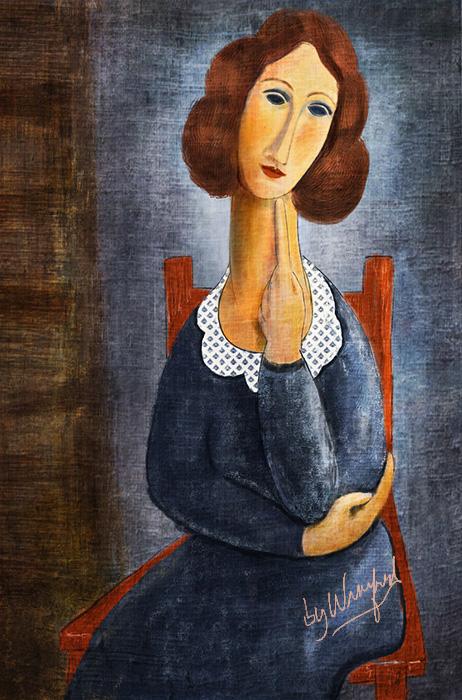 Winifred Whitfield Modigliana Tutortial