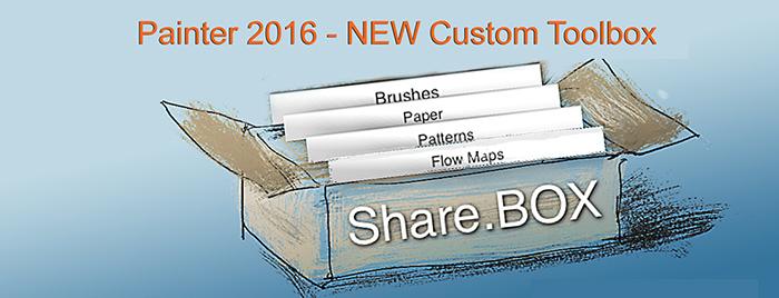 Custom Toolbox