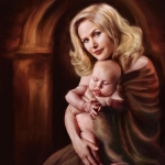mother and child portrait-003_0
